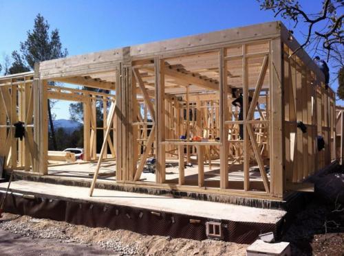 Плюсы и минусы каркасного дома для круглогодичного проживания. Плюсы каркасного строительства