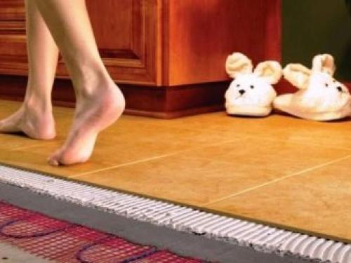 Какое напольное покрытие выбрать для теплого пола. Как подбирать покрытия на пол с подогревом 02