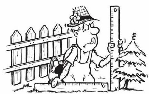 Какой высоты забор можно ставить между соседями в частном доме. Законодательное регулирование