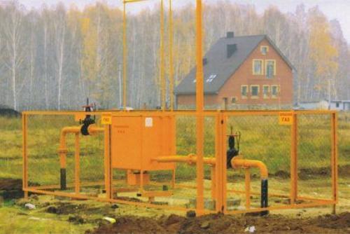 Разводка газовой трубы в доме. Условия для подключения дома к газовой сети