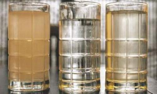 Как очистить воду из скважины от железа. В каких случаях требуется?