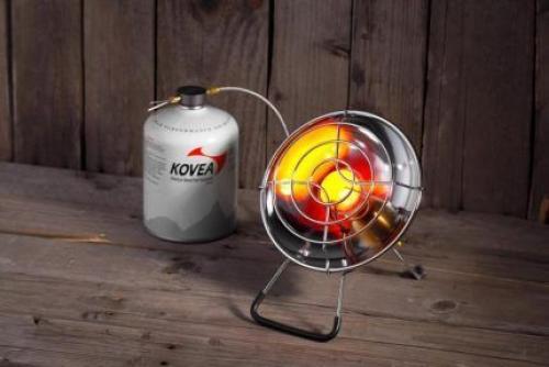 Инфракрасный газовый обогреватель для гаража. Вариант #1 – инфракрасные