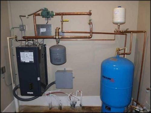 Отопление частного дома электричеством. Электрическое отопление дома