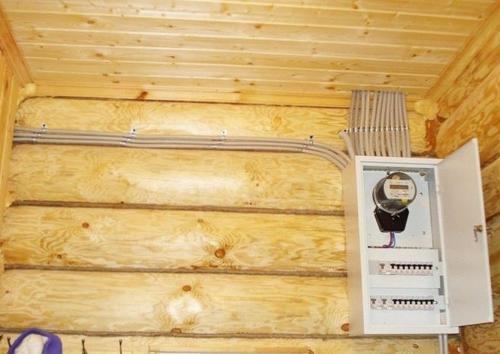 Проводка в деревянном доме правила. Электропроводка в деревянном доме своими руками: 10 секретов монтажа