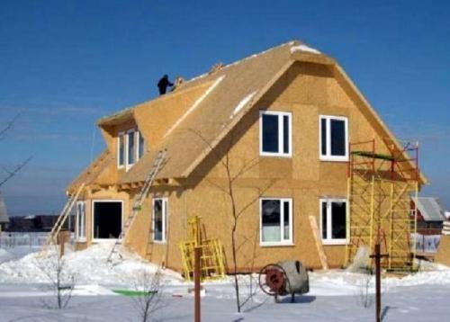 Дом из сендвичные панели. Строительство домов из сэндвич-панелей: преимущества и недостатки