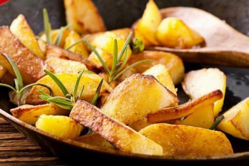 Картофель для жарки цвет. Содержание крахмала