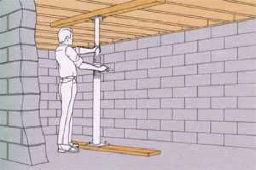 Как поднять потолок в саманном доме. Как увеличить высоту потолков в частном доме