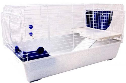 Клетка для декоративного кролика - выбираем правильно