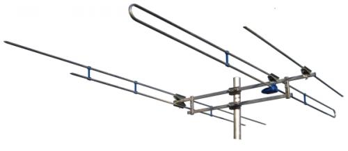 Антенны для Цифрового ТВ на даче волновой канал. По принимаемым сигналам