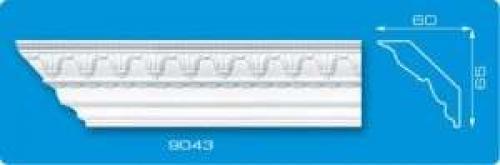 Как клеить потолочный плинтус из пенопласта на обои и натяжной потолок. Технология работы