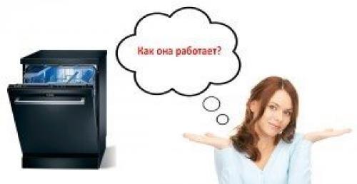 Устройство и принцип работы посудомоечной машины индезит. Как работает посудомоечная машина (основные принципы)