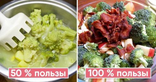 Как правильно приготовить брокколи. Как готовить брокколи