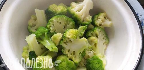 Как правильно варить брокколи. Как правильно сварить брокколи