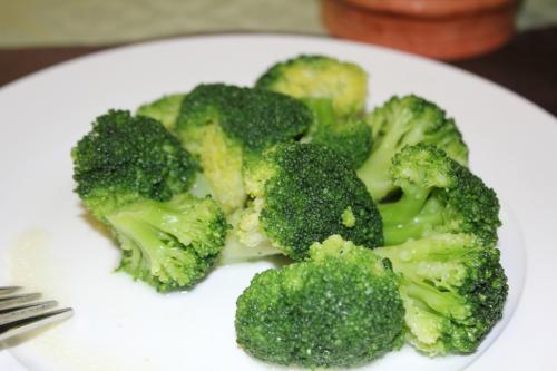 Как варить капусту брокколи и сколько времени. Сколько варить брокколи
