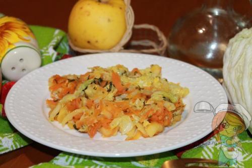 Жареная пекинская капуста с помидорами. Жареная китайская капуста: рецепт и фото