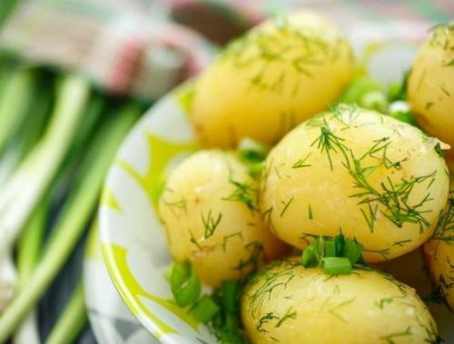 Картошка быстро разваривается почему
