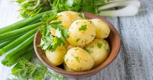 Почему не разваривается картошка. Чтобы картофель не разваривался