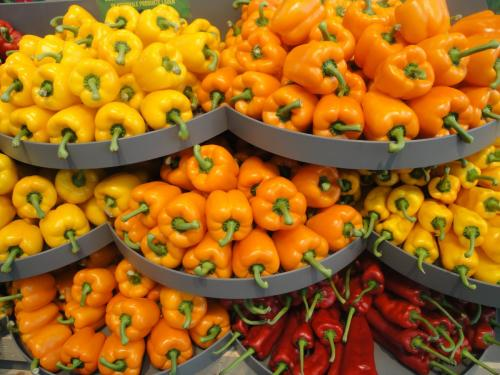 У перца, какой вкус. Цвета болгарского перца: что они обозначают?