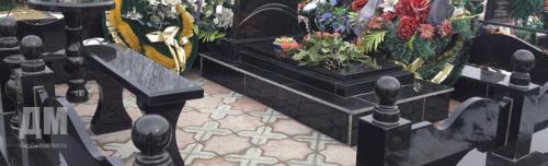 Травянистые растения на могилу. Выбор растений для озеленения могилы 03