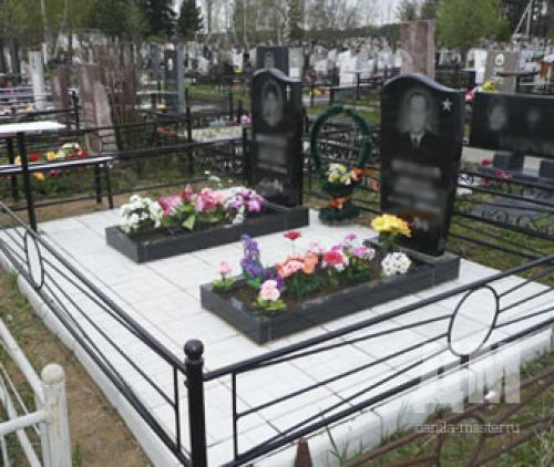 Травянистые растения на могилу. Выбор растений для озеленения могилы 07