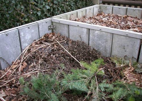 Компост из опавших листьев в мешках. Преимущества компоста из листьев