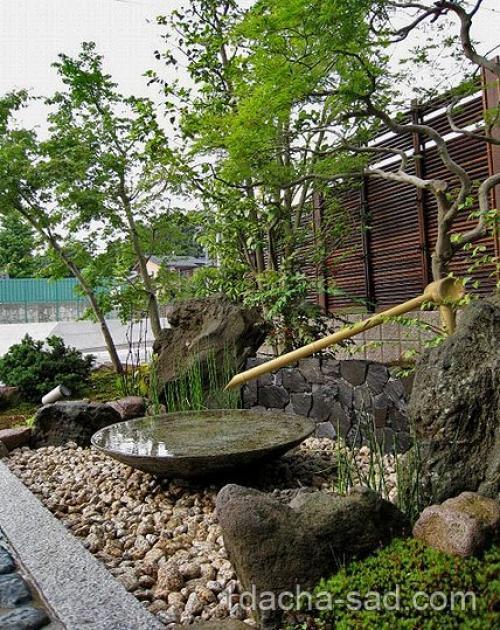 Японский Сад дома. Как создать небольшой Японский Сад на Даче — Идеи и Принципы