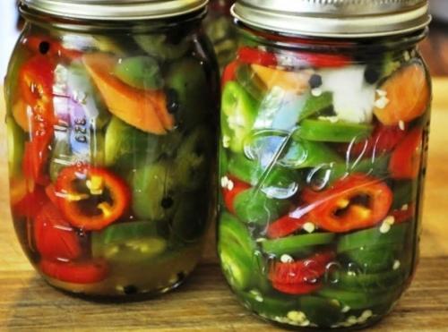 Что можно сделать из зеленого болгарского перца на зиму. А всем ли показан сладкий перец?