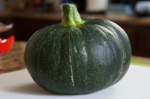 Тыква круглая зеленая. Зеленая тыква: главная информация о свойствах