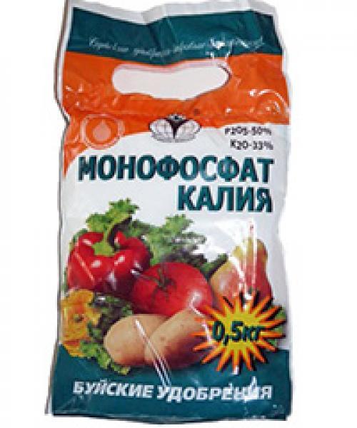 10 грамм монофосфата калия, как отмерить. Монофосфат калия — плюсы и минусы использования калийно-фосфорного удобрения