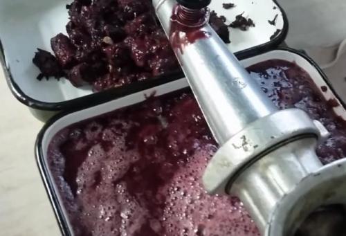Сок из винограда на зиму без соковыжималки. Виноградный сок в домашних условиях: простой пошаговый рецепт на зиму без варки