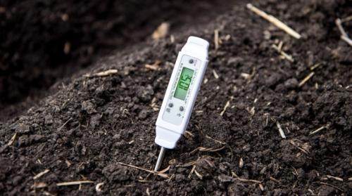 Как определить температуру почвы для посадки. Все о температуре почвы