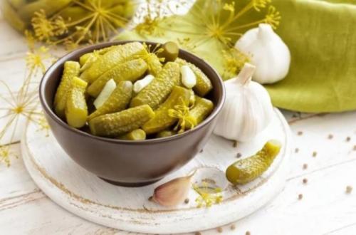 Огурчики мелкие на зиму рецепт. Хрустящие маринованные огурцы на зиму — рецепт на 1 литр