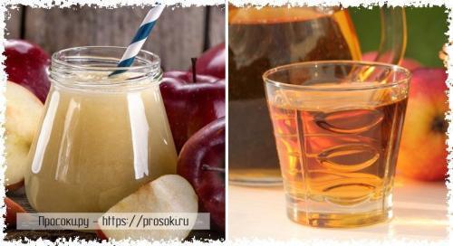 Как осветлить грушевый сок в домашних условиях. Что значит осветленный сок и как его получают