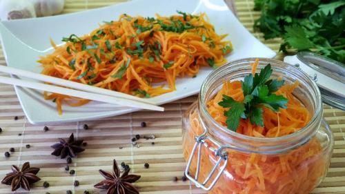 Морковь консервированная на зиму. Проверенные временем, очень вкусные рецепты моркови на зиму в банках