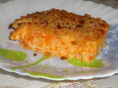 Запеканка творожная с морковкой, как в детском саду. Запеканка «Как в детском саду»: рецепт для детей с фото