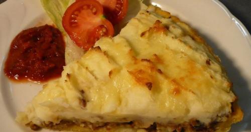 Картофельная запеканка с фаршем в мультиварке. Запеканка картофельная с фаршем в мультиварке — быстро и вкусно