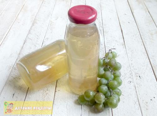 Сок из винограда в домашних условиях через соковыжималку. Виноградный сок на зиму через соковыжималку