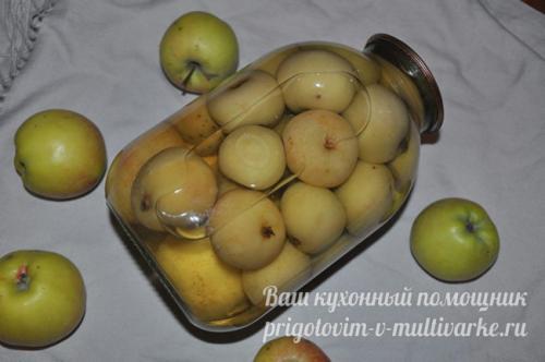 Консервированные яблоки целые. Консервированные яблоки на зиму, самый вкусный рецепт