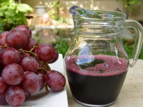 Как приготовить виноградный сок для длительного хранения. Как приготовить и хранить