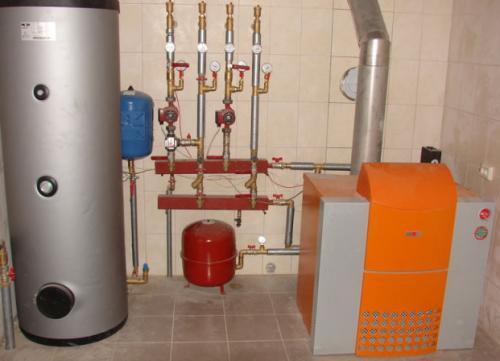 Дизельное отопление частного дома. С чего начинается дизельное отопление?
